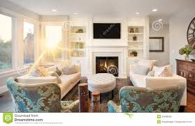 Upscale Living Room Furniture Luxurious Living Room Royalty Free Stock Images Image 34506559