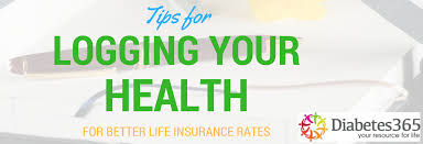 Diabetes Life Insurance Quotes Magnificent Diabetes Life Insurance Quotes Delectable Tips For Logging Your