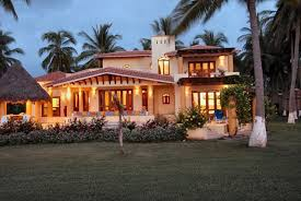 beachfront luxury villa tortuga family friendly
