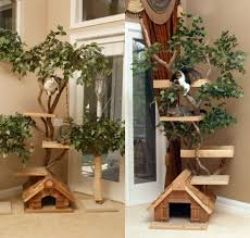 Modern Tree Houses Best Cat Tree Houses Must Bring In Home About Pet Life