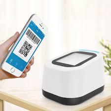 <b>T97 Wired Barcode</b> Scanner USB Versatile Scanning Hands free ...