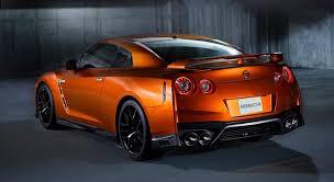 Nissan GT-R 2018 Rear