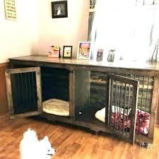 luxury dog crates furniture. Dog Cage Furniture Crates Smart Wooden . Luxury