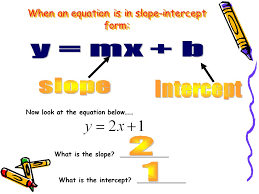 4 convert into slope intercept form divide both sides by 2 to get y alone now simplify all fractions 21