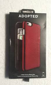 the product is already in the wishlist browse wishlist new authentic adopted leather folio case iphone 6