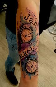 Tetování Děti