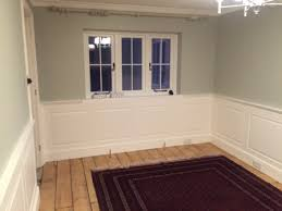 georgian panelling for living room or
