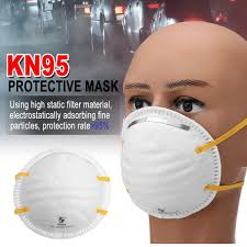 2/10/<b>20Pcs KN95 Mask</b> Anti Dust Breathable Mouth Face Mask 95 ...
