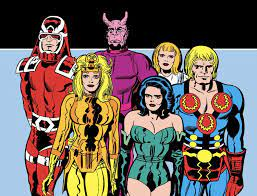 The official synopsis noted that the eternals are ancient aliens who have been living on earth in secret for thousands of years. following the events of avengers: Who Are Marvel S Eternals Cast Members And Who Are They Playing
