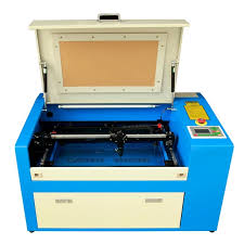 ship from uk 350b 50w co2 laser cutter engraving machine auxiliary rotary device 0