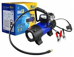 Купить <b>Автомобильный компрессор KRAFT</b> КТ 800033 Power Life ...