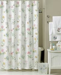 Dkny Bathroom Accessories Lenox Butterfly Meadow Shower Curtain Bath Collection Bathroom