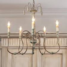 Image Living Dining Room Lnc Home 5light Chandeliers Shabby Chic French Country Lnc Home
