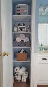 bathroom closet organization ideas. Linen Closet Organization Bathroom Ideas A