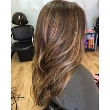 Highlighting Brunette Hair