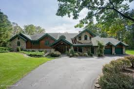 glenbrook luxury home in the poconos