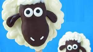 عمل خروف العيد للأطفال - خروف العيد - طب 21