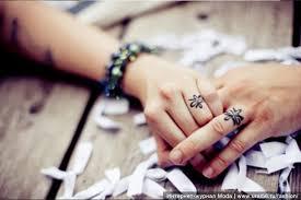 тату вместо обручальных колец вечный символ любви урал56ру