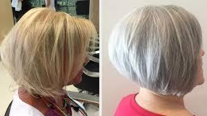 Ontrending Short Haircuts For Older Women Over 60 In 2019 Youtube