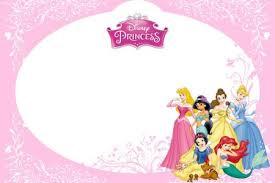 cute disney princess baby shower