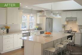 exciting pictures of remodeled kitchens with white cabinets 20 in