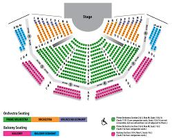 Milwaukee Die Chart Quadracci Powerhouse Seating Chart