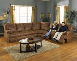 tan leather couch. Ranger 3 Piece Manual Recline Sectional With Queen Sleeper In Tanner Fabric Cover By Catnapper - 3791-TAN-SECQ Tan Leather Couch
