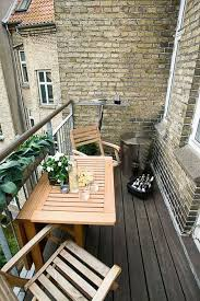 Small deck furniture Townhouse Deck Patio Small Deck Furniture Small Apartment Balcony Furniture Wooden Table And Chair With Teapot Glass Footymundocom Patio Amazing Small Deck Furniture Smalldeckfurnituresmall