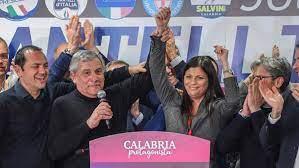 Elezioni regionali, Callipo travolto dalla destra. Santelli si prende la  Calabria - la Repubblica