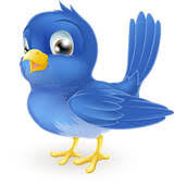 blue bird clipart. Contemporary Clipart Bluebird Pointing Cute Cartoon Bluebird Intended Blue Bird Clipart A