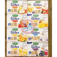 Sữa chua Bledina của Pháp cho bé từ 6 tháng date T1/2021