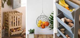 best fruit and vegetable storage ideas