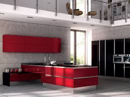 High Gloss Kitchen Floor Tiles This Way The High Gloss Kitchen Is Both Elegant And Robust