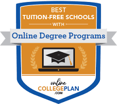 Tuition Free Online Colleges and Free Online Degree Programs ...