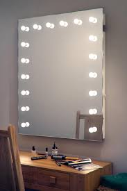 Large Wall Mirrors For Bedroom Lighted Vanity Wall Mirror Globorank