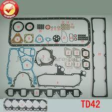 ENGINE : TD42 Engine Full gasket set kit for Nissan Patrol GQ Y60 ...