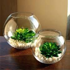 Small Fish Bowl Decorations Small Fish Bowl Fish Bowls For Centerpieces Goldfish Bowl Vases 27