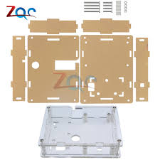 <b>Clear Acrylic Case</b> Shell Housing For LCR T4 M328 Transistor ...
