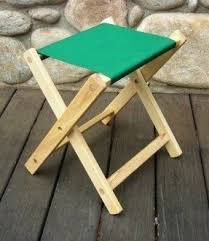 Wooden folding stool Jack Smith Deluxe Folding Stool In Forest Amazoncom Folding Camp Stools Ideas On Foter