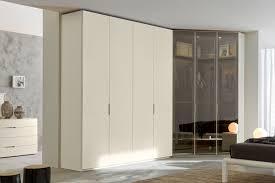 Reflex wardrobe with end dressing corner unit napol furniture