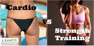 resistance vs cardio burn more fat
