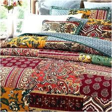 bohemian chic bedding bedding sets bohemian bedding sets medium size of fabulous bohemian style comforter sets