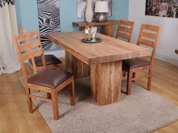 Best Solid Wood Dining Table Sets  Interior  Exterior Design - Solid wood dining room tables and chairs