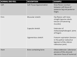 Range Of Motion Assessment