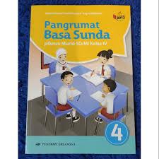 Utk pdf sp seluruh pai sunda pendamping. Buku Pelajaran Bahasa Sunda Pangrumat Basa Sunda Untuk Kelas 4 Sd Mi Shopee Indonesia