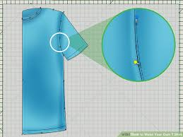 Make Your On Shirt How To Make Your Own T Shirt With Pictures Wikihow