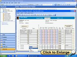 excel project timesheet outlook time tracking vs excel timesheets
