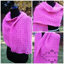 Free Crochet Prayer Shawl Patterns Delectable Amazing Grace Prayer Shawl Free Crochet Pattern