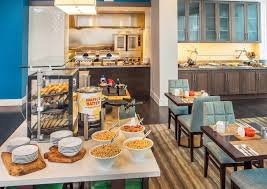 a restaurant or other place to eat at hilton garden inn nyc financial center manhattan