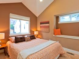 Orange Bedroom Curtains Bedroom Coral Bedroom Curtains Within Trendy Gray And Teal
